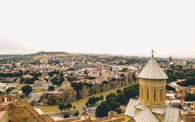 Однажды в Тбилиси