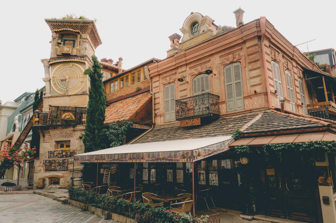 о путешествии Tbilis