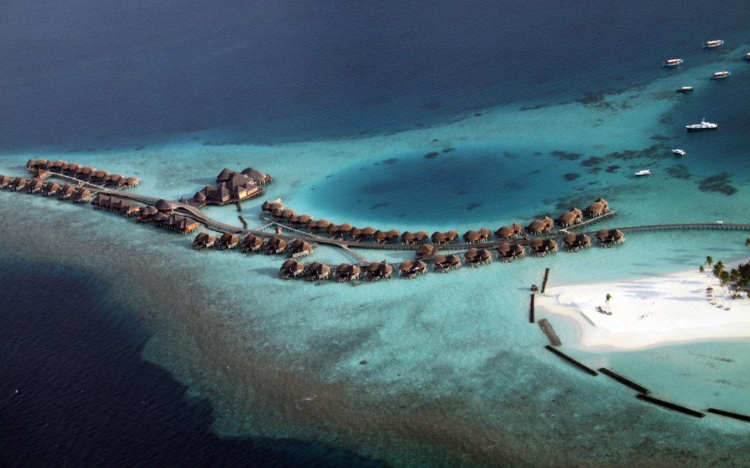 Между небом и водой… Мальдивы