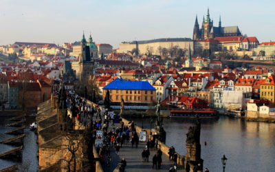 В Прагу на Новый Год…