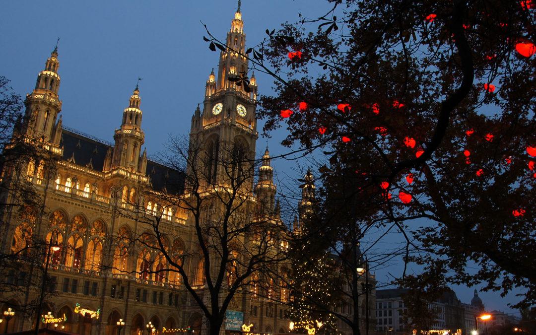 В Вену на Рождество…