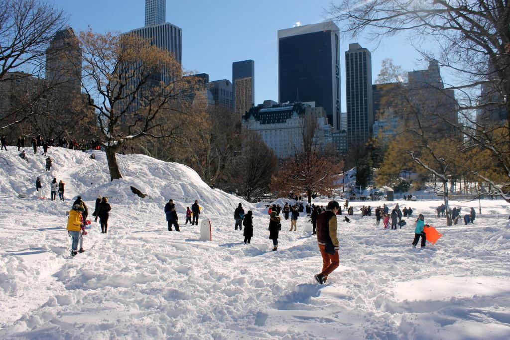 Сочинение описание природы зимой