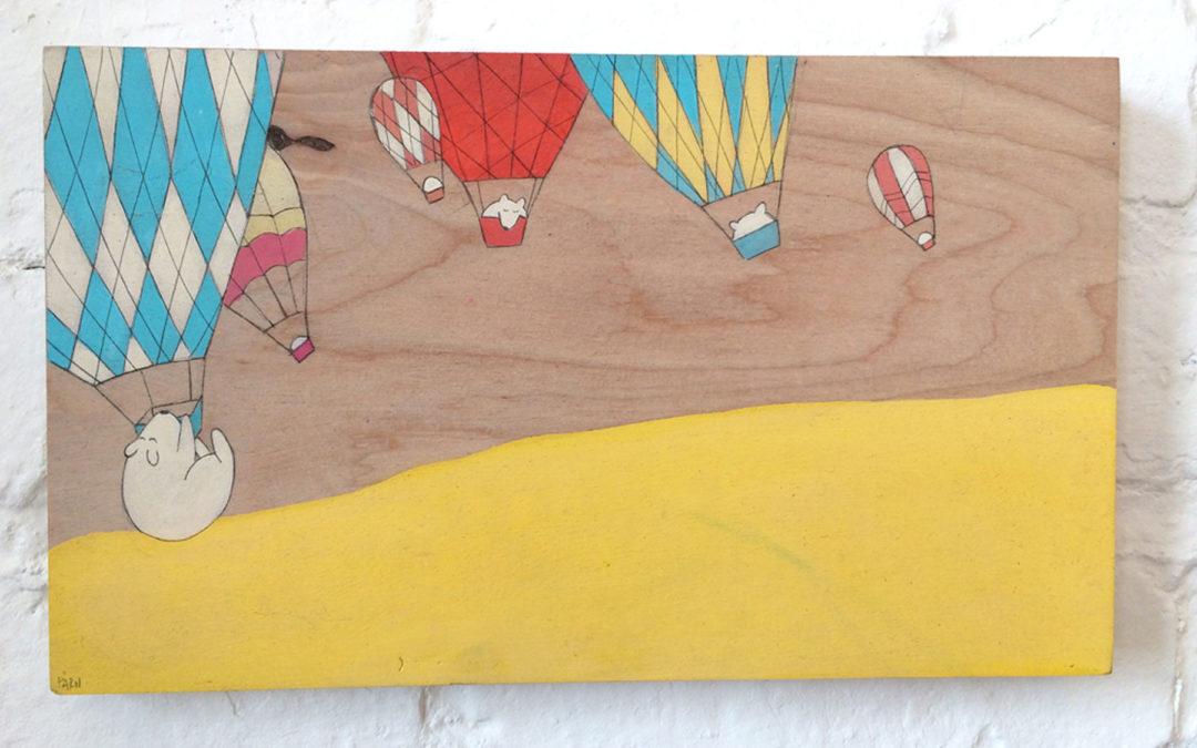 Жизнь – прекрасна… когда ее рисует Кристиана Пярн