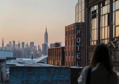 моя жизнь в нью йорке