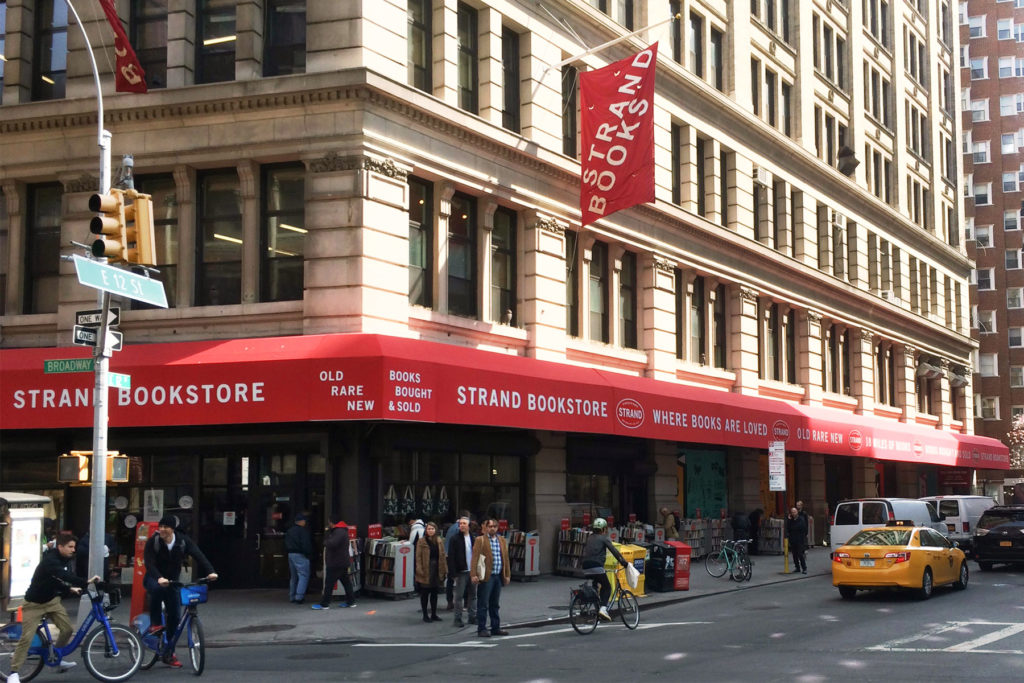 книжные магазины в америке