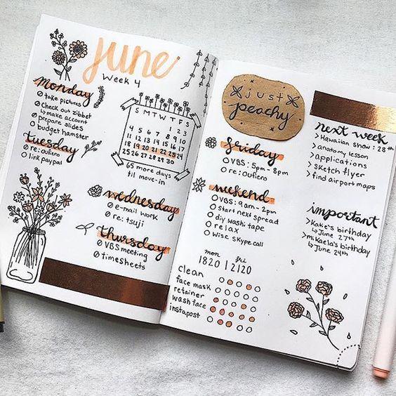 Идеи Для ЛД – Креативные Идеи Для Личного Дневника